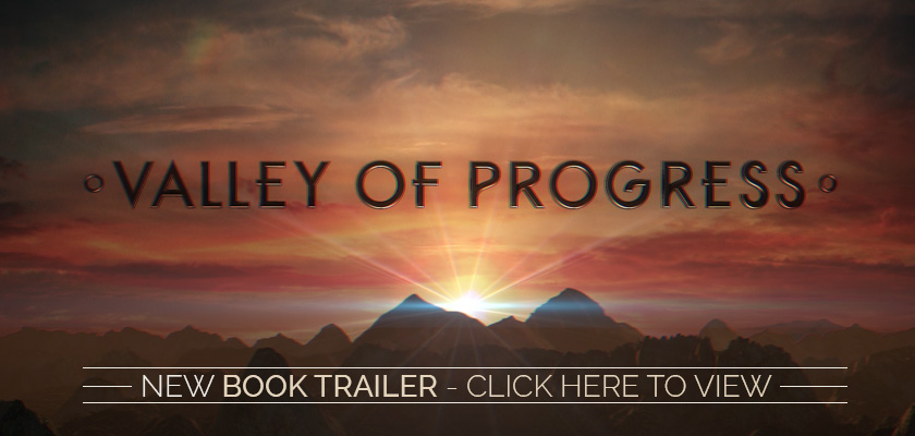 valley of progress book trailer